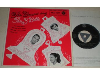 Browns EP/PS The three bells 1959