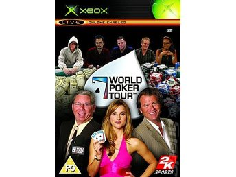 World Poker Tour - Xbox