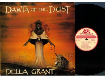 DELLA GRANT - DAWTA OF THE DUST - TWINKLE RGLP 5804