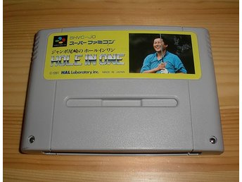 Snes Japan: Jumbo Ozaki no Hole In One