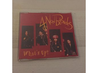 4 NON BLONDES - WHAT´S UP. (CD)