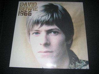 David Bowie- 1966 vinyl LP seald - Rottne - David Bowie- 1966 vinyl LP seald - Rottne
