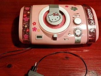 Hello kitty  cd radio