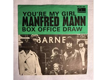 EP: Med MANFRED MANN, Ha! Ha! Said The Clown/Each And Every Day