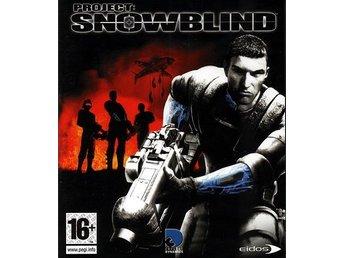 Project Snow blind - Deus Ex-doftande actionspel PC NYTT - Lund - Project Snow blind - Deus Ex-doftande actionspel PC NYTT - Lund