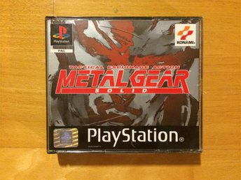 Metal Gear Solid - PlayStation