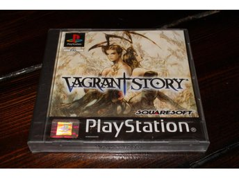 PS1 - Vagrant Story /NYTT