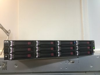 "HP Proliant DL180 G6 2xE5620 24GB 12x3.5"" P410 1xPSU"