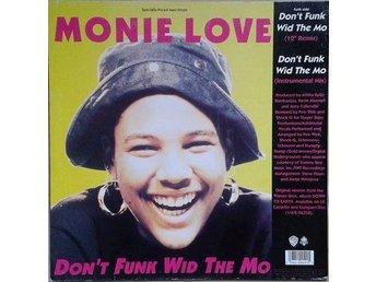 Monie Love titel* Down 2 Earth / Don't Funk Wid The Mo* Hip Hop, Rap US 12 - Hägersten - Monie Love titel* Down 2 Earth / Don't Funk Wid The Mo* Hip Hop, Rap US 12 - Hägersten