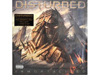 Disturbed - Immortalized (Vinyl NY) LP