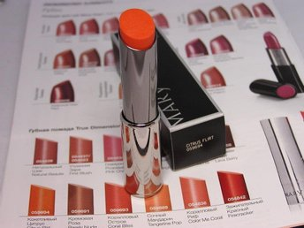 MARY KAY. True Dimensions Lipstick 3,3g CITRUS FLIRT