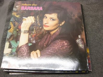 Barbara ‎– L'Album D'Or