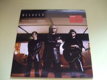 Bee Gees - This Is Where I Came In - 2001 - CD-SINGEL