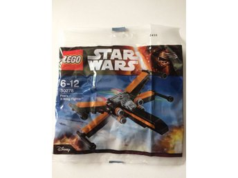 LEGO STAR WARS - 30278 - POE'S X-WING FIGHTER -