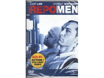 Repo Men - UTGÅTT - Jude Law/Forest Whitaker
