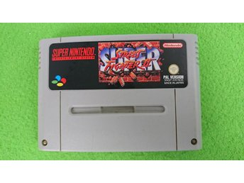 Super Street Fighter 2  Super Nintendo Snes