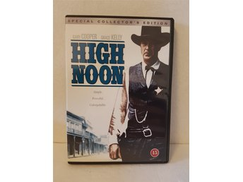 High Noon   Dvd