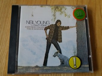 Neil Young with Crazy horse - Evervybody knows this is nowhere