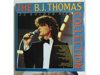 LP. B.J. THOMAS - COLLECTION- 20 GOLDEN HITS.