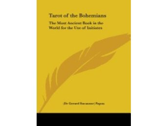 Tarot of the Bohemians 9780766103672