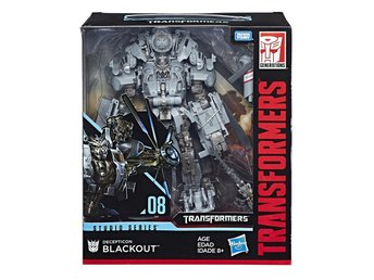 Transformers Studio Series Blackout  - Hasbro
