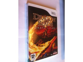 Wii: Dragon Blade: Wrath of Fire