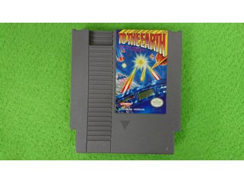 To The Earth SCN Nintendo 8 bit NES