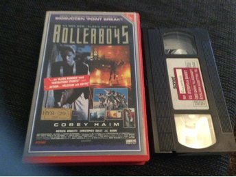 ROLLERBOYS HYRVHS Patricia Arquette,Christopher Collet,J C Quinn
