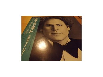"ART GARFUNKEL ""NM WAX"" SCISSORS CUT 1981 JP SIMON & GARFUNKVinylborsen-skivbutik"