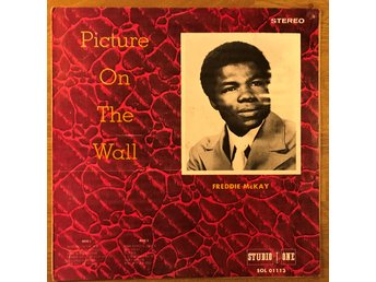 FREDDY McKAY PICTURE ON THE WALL STUDIO ONE LP