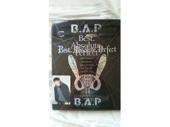 B.a.p best absolute perfect japanese ultimate edition k-pop
