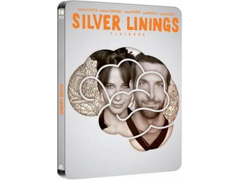 Silver Linings Playbook - Limited Edition Steelbook Blu-ray