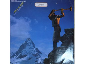 Depeche Mode - Construction Time Again (LP 1983)