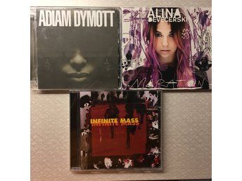 CD - Adiam Dymott, Infinite Mass, Alina Devecerski