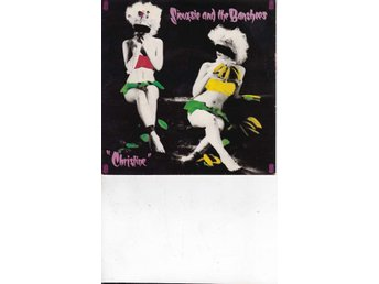 "Siouxsie And The Banshees - 7"" - Christine/Eve white eve black"