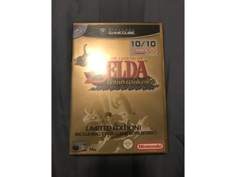 Zelda - the wind waker Limited edition