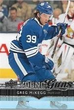 Upper Deck- Young Guns- Greg McKegg