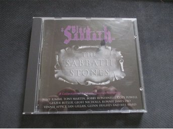 Black Sabbath - The Sabbath Stones 1996   (RJD/T.Iommi/T.Martin/G.Hughes, mfl)