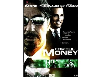 For The Money (Al Pacino) DVD
