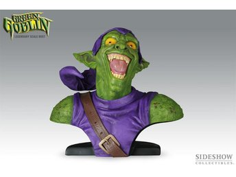 Green Goblin Legendary Scale Bust