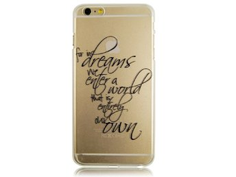 iPhone 6/6s - For in dreams we enter... - Harry Potter