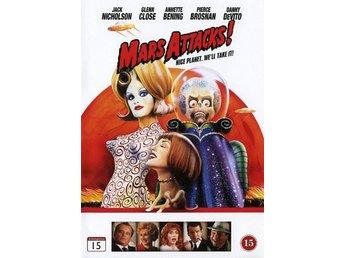 Mars Attacks! (1996) *UTGÅTT!* - Läckeby - Mars Attacks! (1996) *UTGÅTT!* - Läckeby
