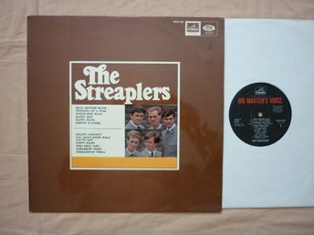 STREAPLERS same  LP  SWEDISH BEAT/FREAKBEAT