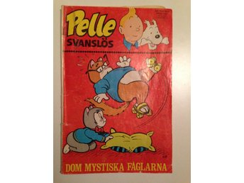 Det bästa ur Pelle Svanslös 1970 nr 15 dom mystiska fåglarna - Kungshamn - Det bästa ur Pelle Svanslös 1970 nr 15 dom mystiska fåglarna - Kungshamn