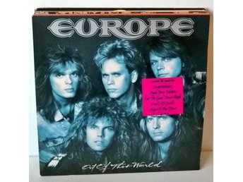 Europe ?- Out Of This World, vinyl LP