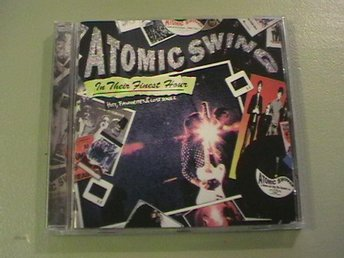 ATOMIC SWING     IN THEIR FINEST MOMENT    SAMLING