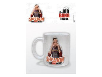 Big Bang Theory Mugg Sheldon