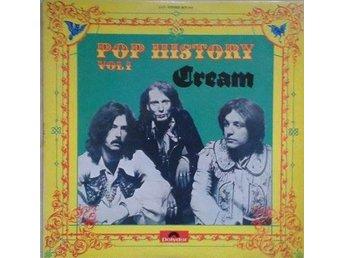 Cream title* Pop History Vol. 1*Blues Rock, Psychedelic Germany Rock LP x 2 - Hägersten - Cream title* Pop History Vol. 1*Blues Rock, Psychedelic Germany Rock LP x 2 - Hägersten