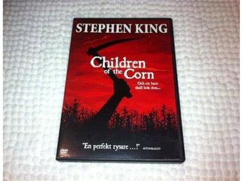 Children Of The Corn - DVD Film (1984) - rysare / skräck - Stephen King - Malmö - Children Of The Corn - DVD Film (1984) - rysare / skräck - Stephen King - Malmö