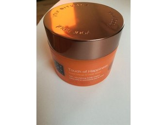 HELT NY RITUALS BODY CREAM / TOUCH OF HAPPINESS SWEET ORANGE & CEDAR WOOD 200 ML